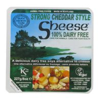 Bute Island Sheese Strong Cheddar 227G