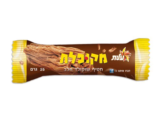 Chocolate Flake Bars Mekupelet 25G
