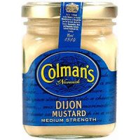 COLMANS DIJON MUSTARD 150G