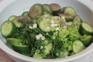 Cucumber Salad Israeli 200G