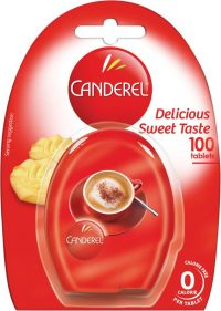 Canderel Sweetener Tablet *Milky* 100'S