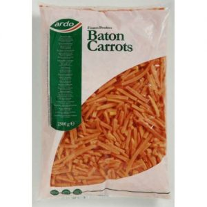 Carrots Baton (6mm) 2.5 KG