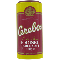 Cerebos Iodised Salt 400G