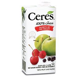 Ceres Fruit Juice Apple Berry & Cherry 1L