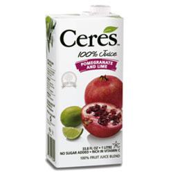 Ceres Fruit Juice Pomegranate & Lime 1L