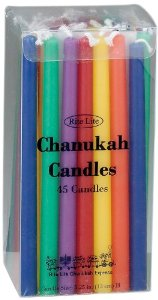 Chanuka Candles Deluxe