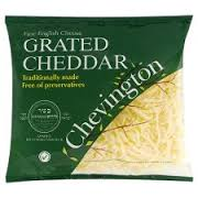 Chevington Grated Cheddar (Green) 400G