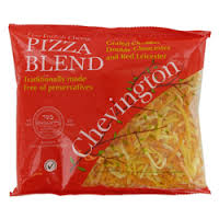 Chevington Grated Pizza Mix (Red) 400G