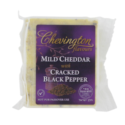 Chevington Mild Black Pepper 150G