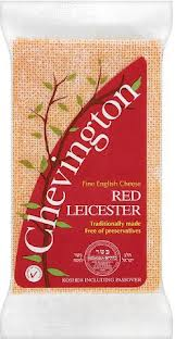Chevington Red Leicester 200G