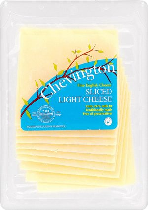 Chevington Sliced Light  (Blue) 200G