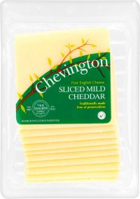 Chevington Sliced Mild (Green) 200G