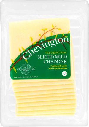 Chevington Sliced Mild (Green) 200G