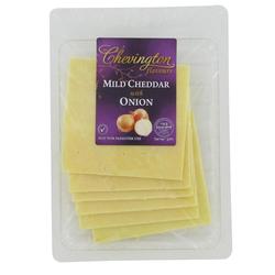 Chevington Sliced Onion 120G