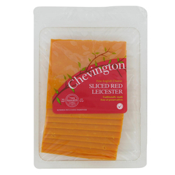 Chevington Sliced Red Leicester (Red) 200G