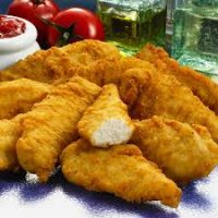 Chicken Goujons Breaded 200G