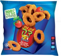 Chicken Schnitzel  Crispy Rings Mama Of 500G