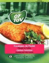 Chicken Schnitzel 700G