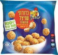 Chicken Schnitzel Balls in Sesame Mama Of 500G
