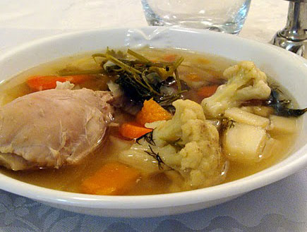 Chicken Soup W/ Noodles  500ml