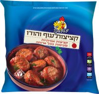 Chicken & Turkey Meatballs Mama Of 700G