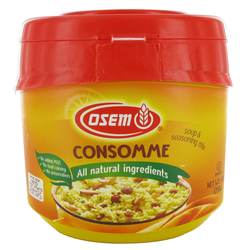 Chicken consomme Natural soup tub 250G