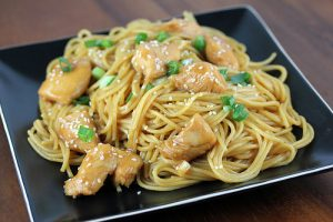 Chinese Noodles with Chicken 470G