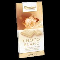Chocolate Blanc- White Chocolate (No Nuts) 100G