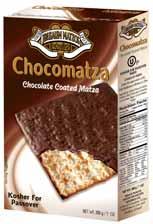 Chocolate Covered Matza 200G