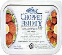 Chopped Fish Mix 454g