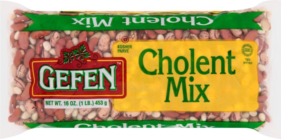 Chulent Mix 454G