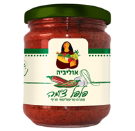 Chuma Pepper Spicy Spread Olivier 185G