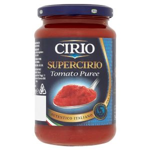 Cirio Tomato Puree Jars 350G