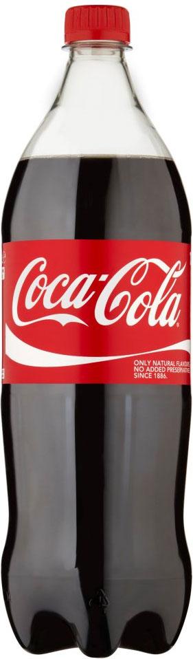 Coke Bottles 1.5L