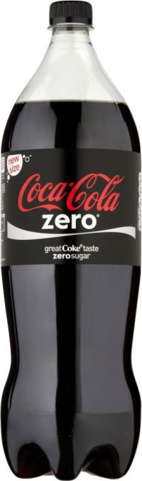 Coke Zero Bottles 1.5L