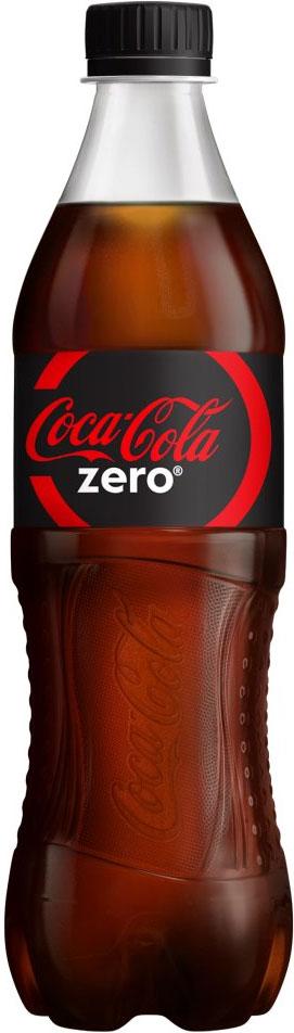 Coke Zero Bottles 500ml