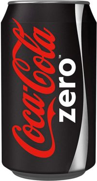 Coke Zero Cans 330ml