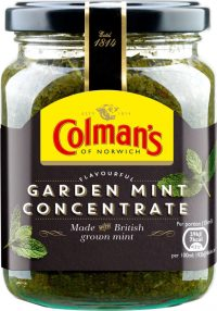 Colmans Fresh Garden Mint 250ml