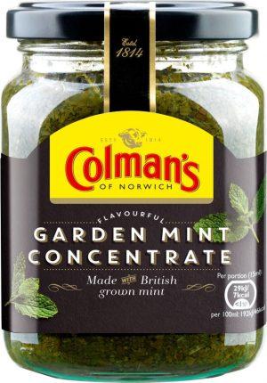 Colmans Fresh Garden Mint 250ml