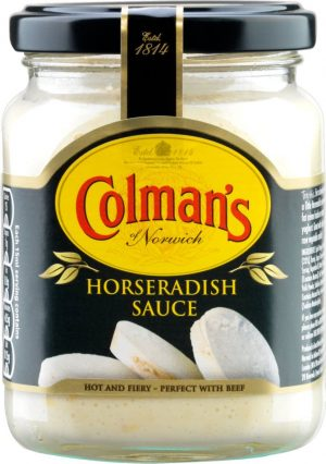 Colmans Horseradish Sauce 250ml