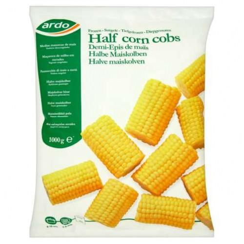 Corn Cobs half 1KG