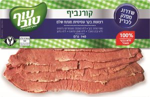 Corned Beef Of Tov 140G
