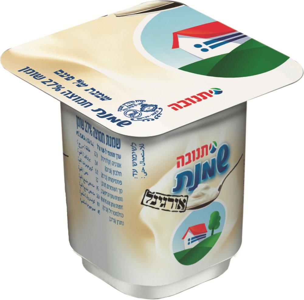 Cream (Traditional Taste)   27% Tnuva 200G