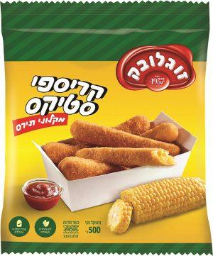 Crispy Sticks Corn Soglowek 500G