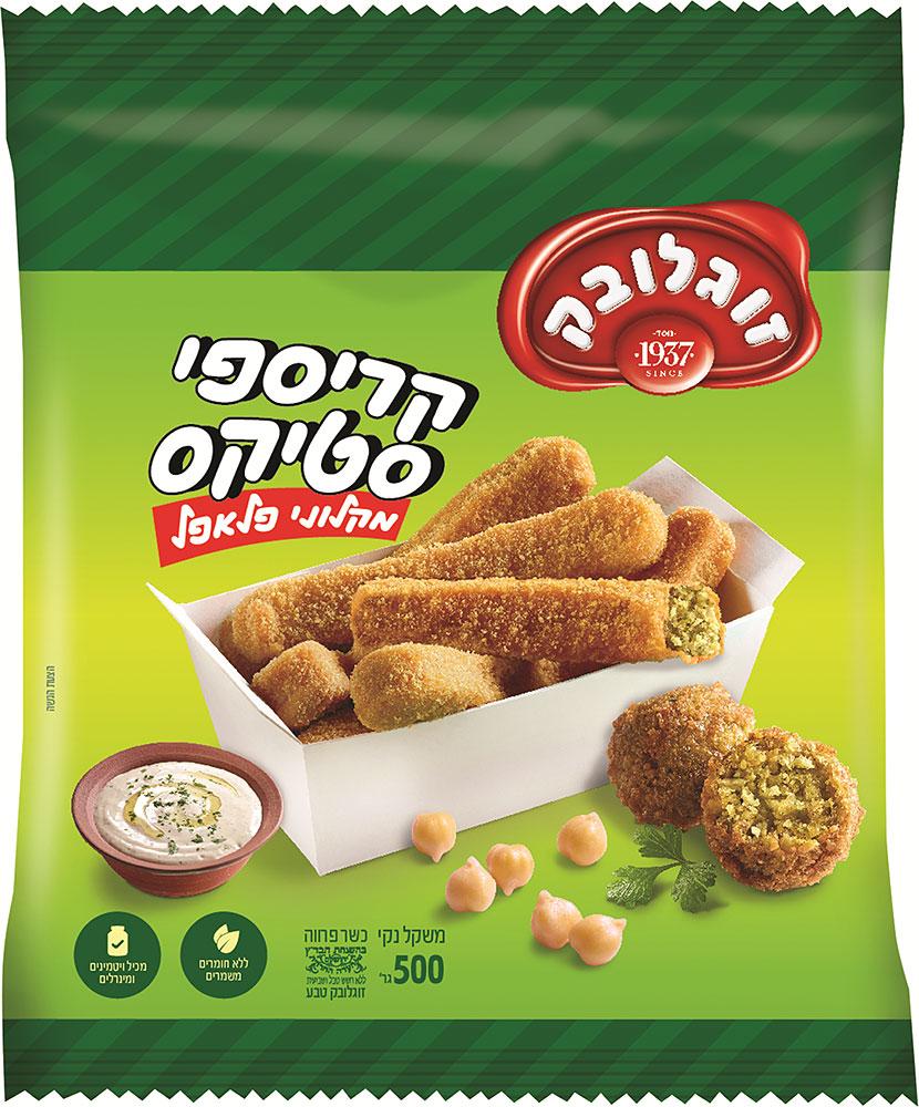 Crispy Sticks Falafel Soglowek 500G
