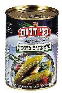 Cucumber Brine Mini 18-25