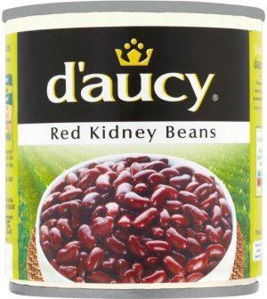 D'aucy Red Kidney Beans 400G