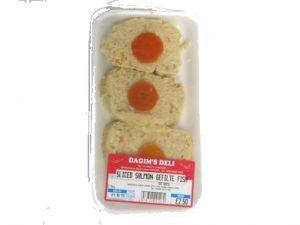 DAGIM Sliced Salmon Gefilte Fish 160g