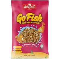Dee Best Go Fish Sweet Chili Cracker 350G
