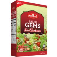 Dee Best Salad Gems BBQ 170G